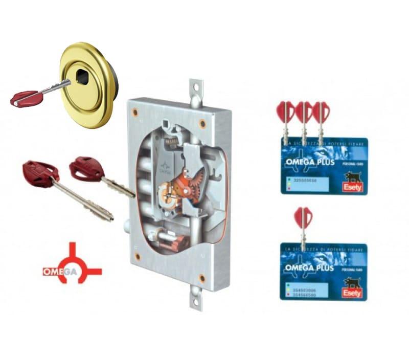 Kλειδαριά Omega Plus Defender Omega Magnetic
