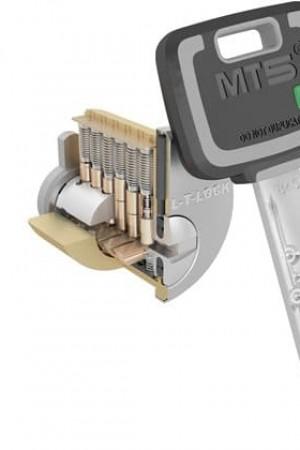 Kλειδαριά MUL-T-LOCK Κύλινδρος MT5+