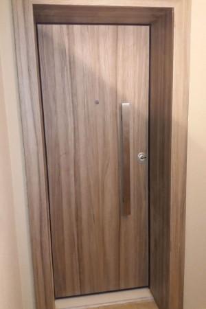 Θωρακισμένη Πόρτα με 18 σημεία κλειδώματος